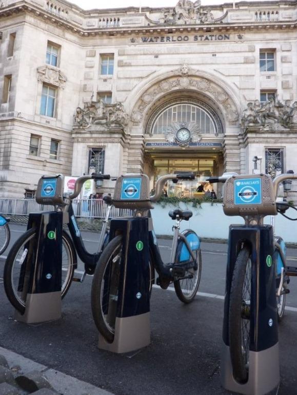 Štúdia z UK potvrdila pozitívne dopady verejných bicyklov na zdravie