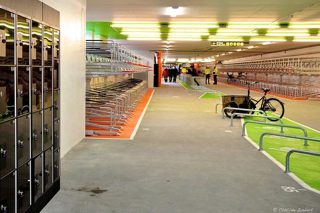Malmö otvorilo nové parkovacie Bike and Ride miesta pre cyklistov.