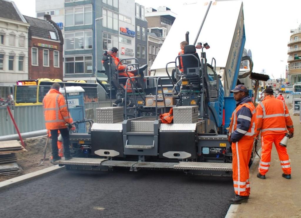 Zmena uličného priestoru v holandskom Utrecht – Vredenburgu.