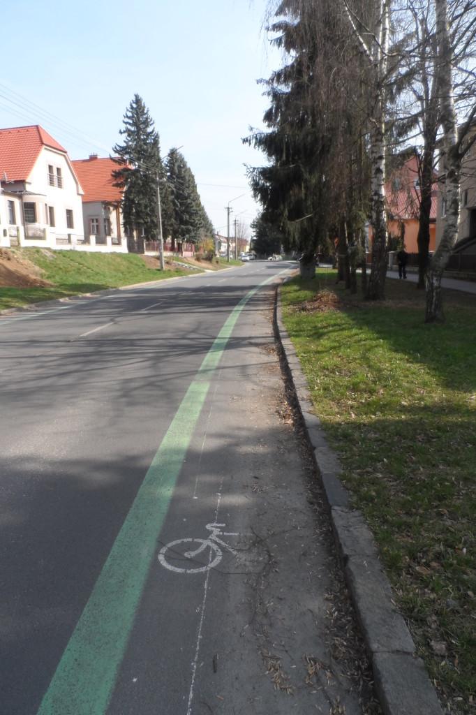 Zvolen nesprístupní námestie cyklistom
