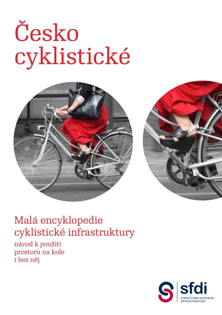 Česko vydalo malú encyklopédiu cyklistickej infraštruktúry