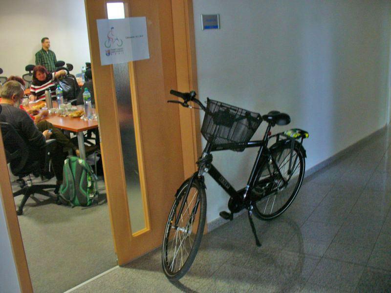 Seminár o cyklodoprave a cykloturistike v TSK