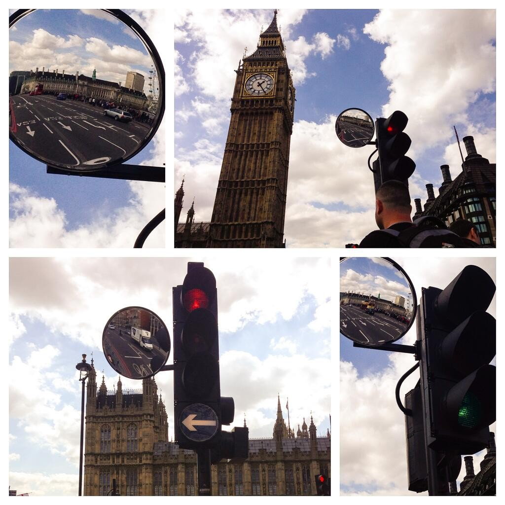 Londýn inštaluje bezpečnostné zrkadlá pre kamióny.