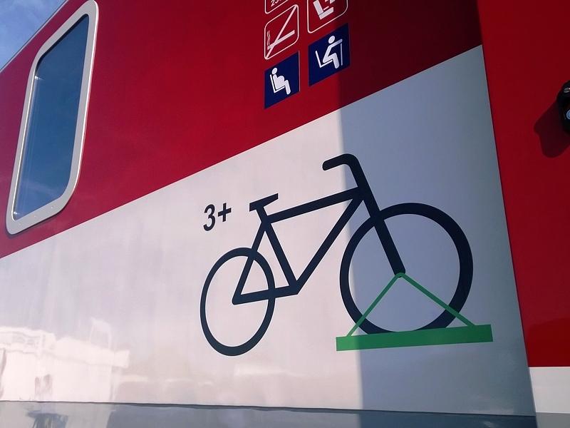 ŽSSK nakúpila nové vozne s väčším počtom miest pre bicykle