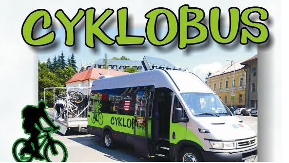 CYKLOBUS od 31.5.2014 opäť v prevádzke v okolí Banskej Bystrice !