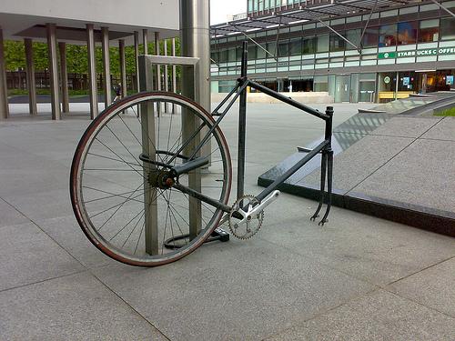 Krádeže bicyklov majú aj sociálny dopad.