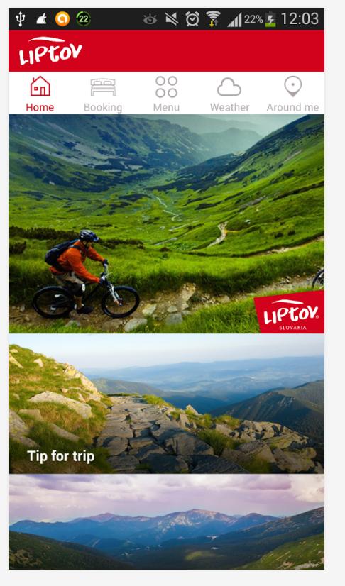 Región Liptov spustil mobilnú aplikáciu aj pre cykloturistov.