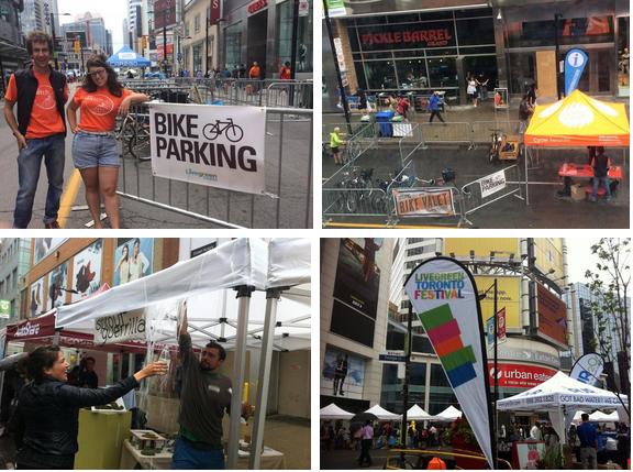 Toronto aj Londýn mali cez víkend eko ulice