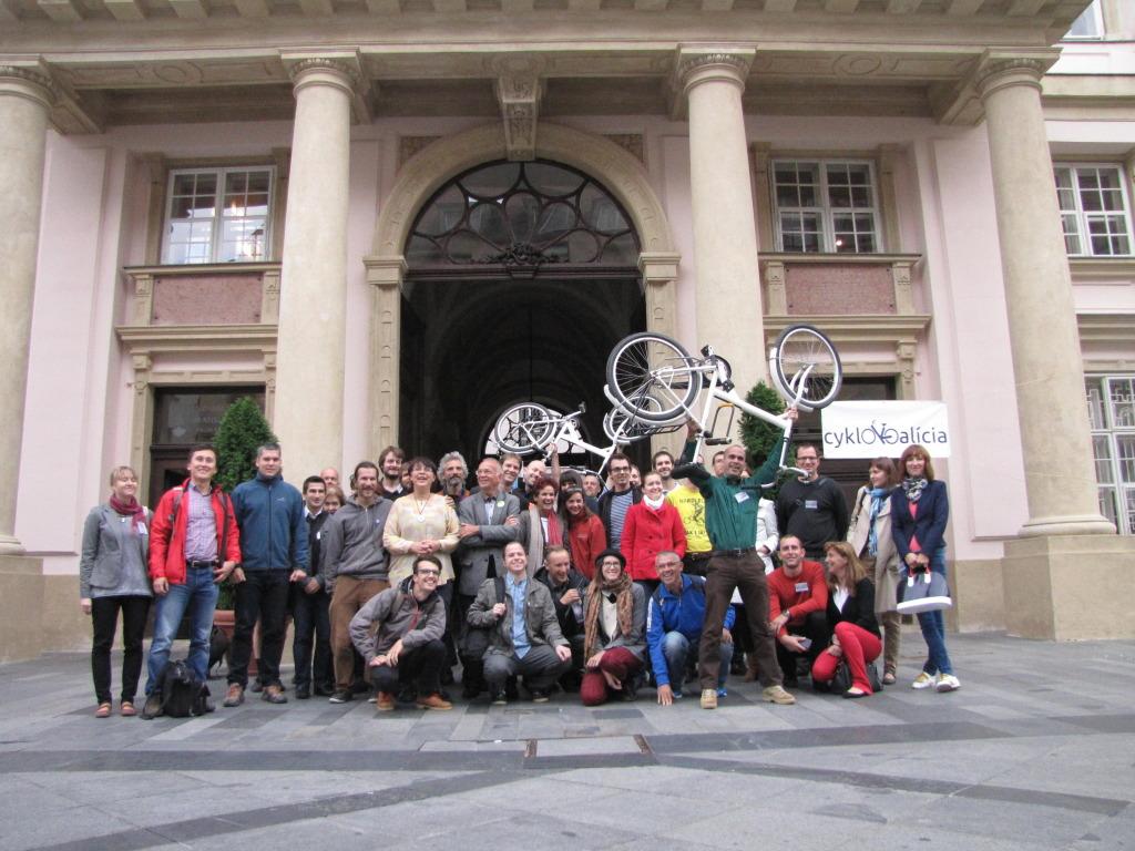 Druhý deň konferencie Cyklistická doprava 2014