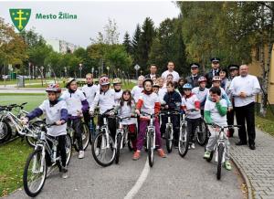 20 bicyklov v Žiline