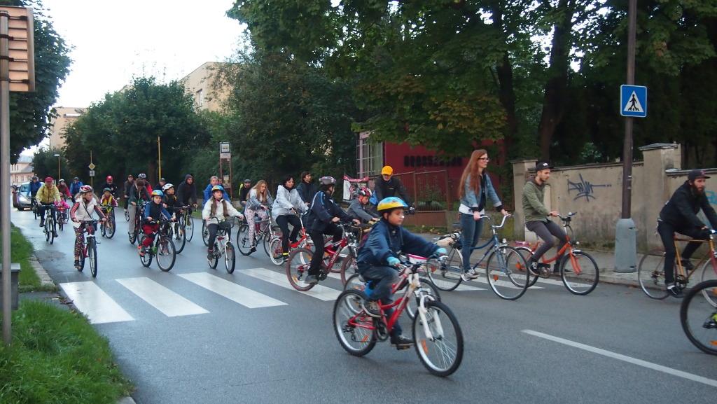 Tí, ktorí bicyklujú, sú šťastnejší.