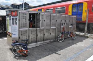 brompton bike locks