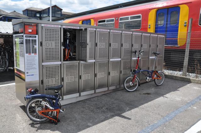 Bike boxy aj pre skladačky.