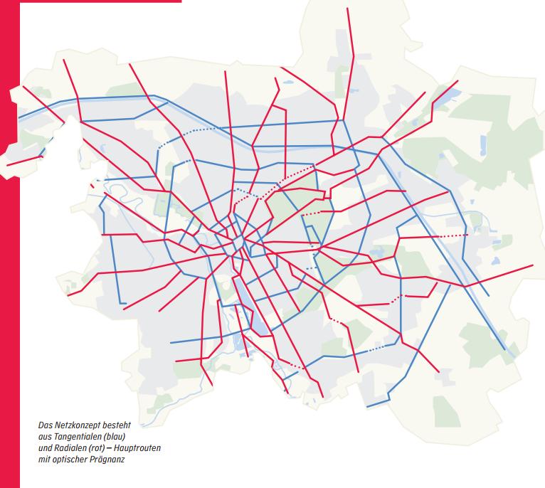 Hannover chce mať 25% podiel cyklodopravy.