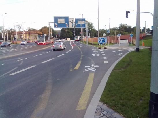 V Prahe riešili pre cyklistov Prašný most.