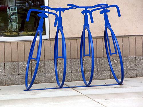 artistic-bike-rack-blue