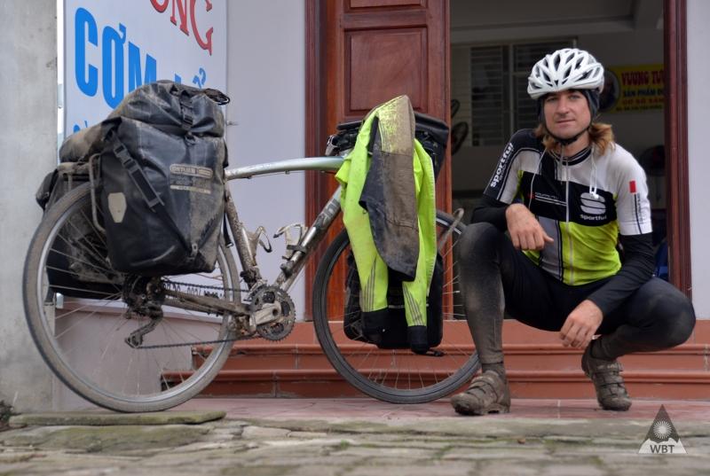 32 000 km na bicykli už prešiel Slovák na ceste okolo sveta.