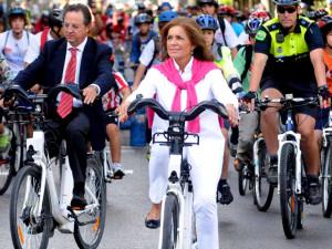 Ana-Botella-Madrid-Bike