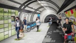 londýn_v tuneli