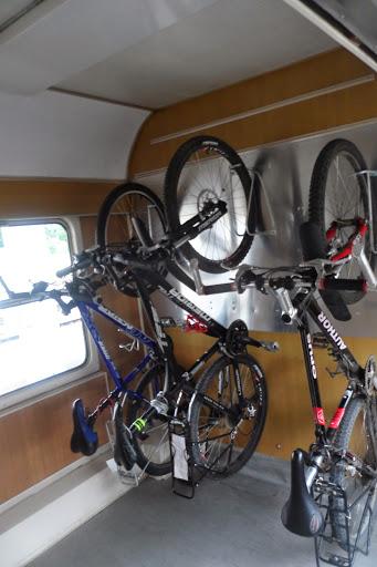 Preprava bicyklov vo vlakoch