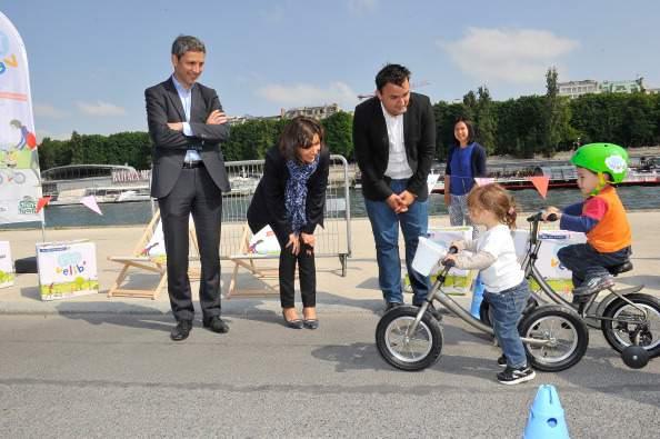 Primátorka chce z Paríža  do roku 2020 hlavné cyklomesto