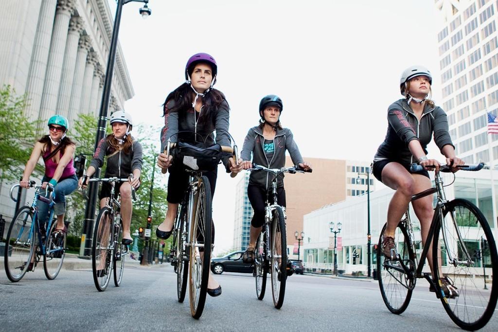 Ste vystresovaní z práce? Jazdite do práce na bicykli.