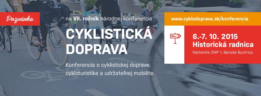 Cyklokonferencia FB cover
