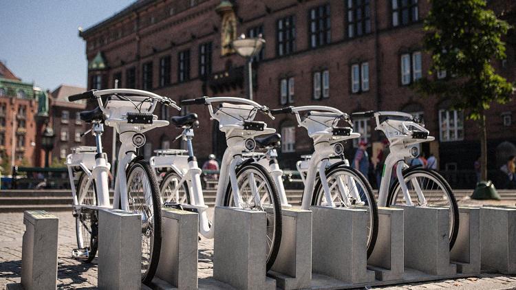 Najlepší systém verejných bicyklov? Bikesharing 4.0.