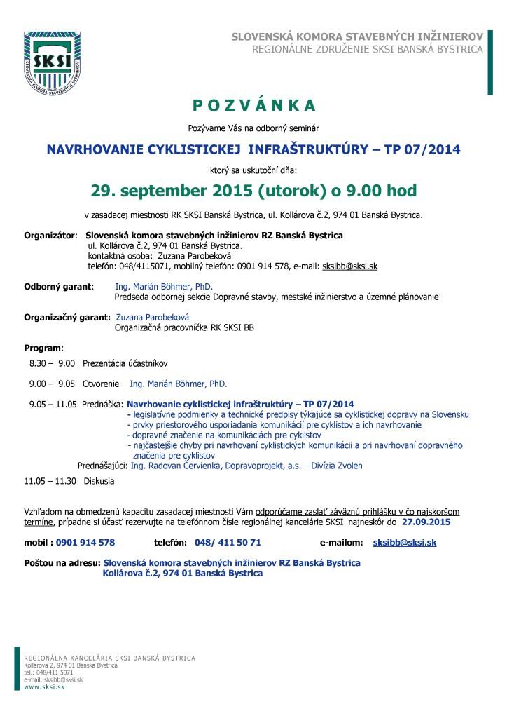 Seminár_Cyklo_TP_07_2014_Pozvánka_2015