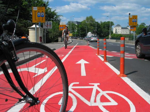 Luxembursko investuje 8 mil. Euro ročne do cykloinfraštruktúry