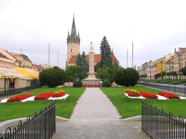 V Prešove budú parkovacie miesta pre bicykle stanovené  min.20 % podielom z kapacity pre autá