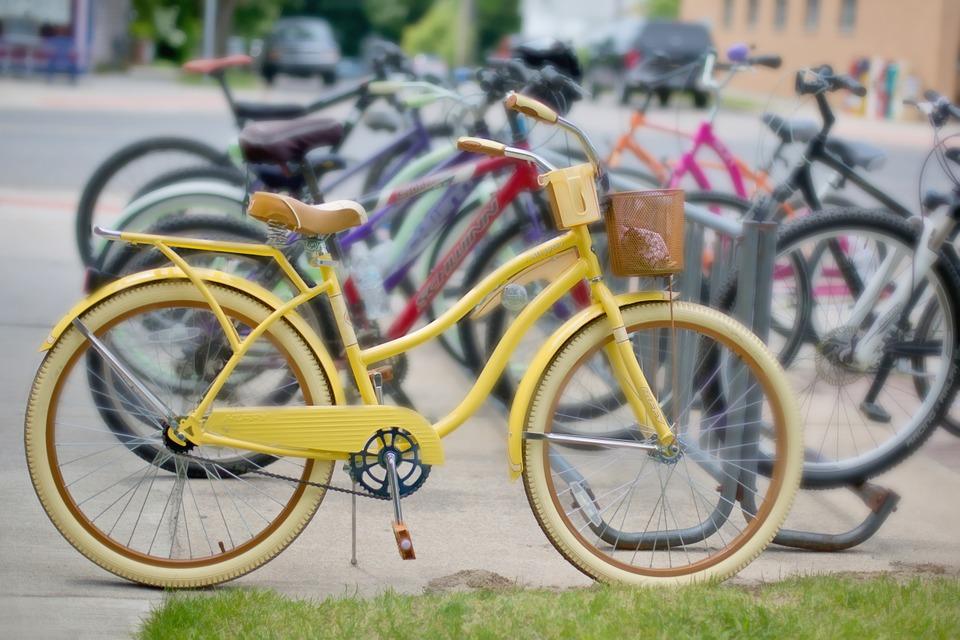 Foťte cyklistov a bicykle a možno vyhráte.