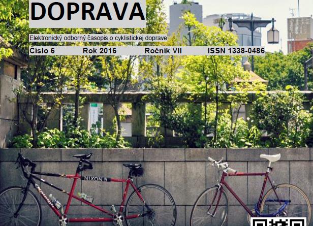 Predprázdninové čítanie – júnové číslo Cyklistickej dopravy