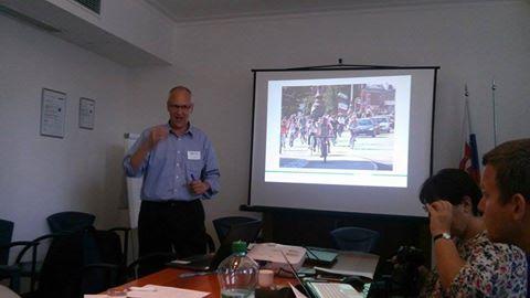 V Bratislave sa konal seminár ako používať nástroj HEAT pri hodnotení cykloinfraštruktúry
