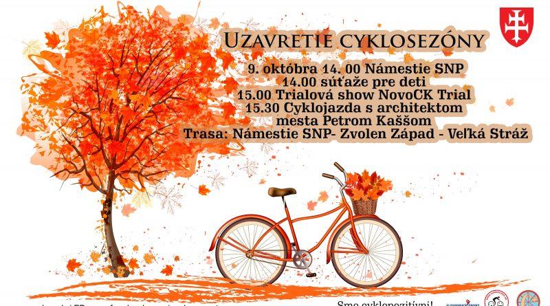 Zvolen ukončuje cyklosezónu