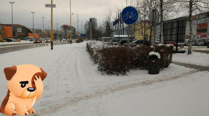 Kto je zodpovedný za údržbu pozemných komunikácií počas zimy?