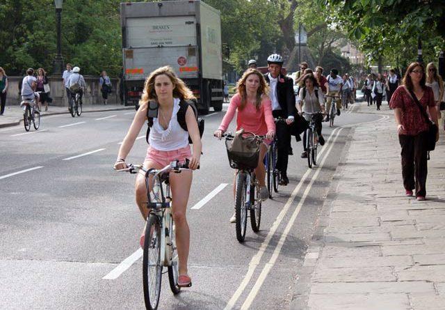 Do práce na bicykli 2017 sa rozbieha