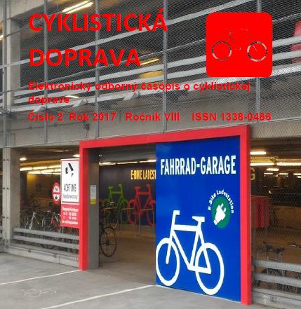 Cyklistická doprava február 2017