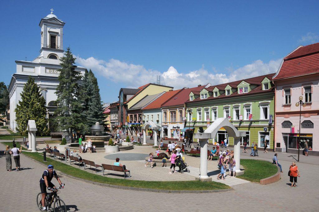 Nová cyklotrasa v Poprade povedie od západu na východ.