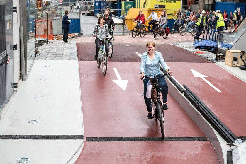 Železničná stanica v Utrechte sa pripravuje na 12 tisíc cykloparkovísk