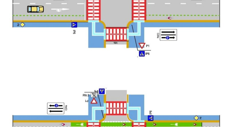 Najčastejšie problémy a chyby pri navrhovaní cyklistickej infraštruktúry.
