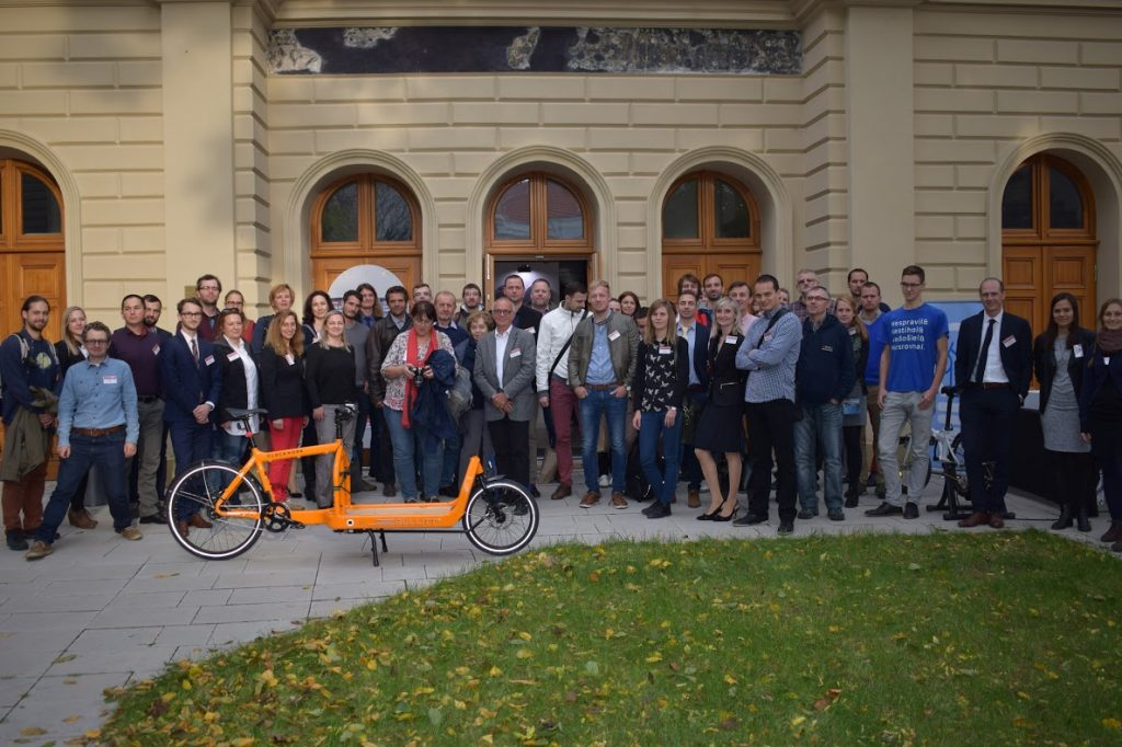 Trnava sa stala počas Cyklokonferencie 2017 hlavným mestom cyklistiky.