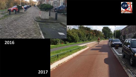 Utrecht má novú 24 km cyklotrasu ako aj vylepšené cykloulice