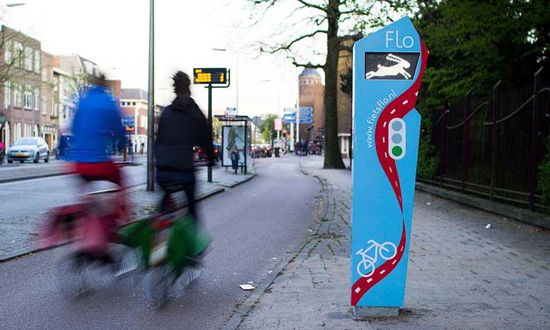 Utrecht zmenil križovatky pre cyklistov na základe podnetov od občanov