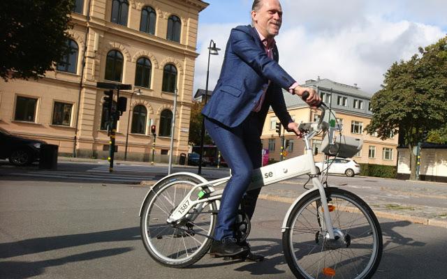 Štokholm chce zaviesť nový systém verejných bicyklov