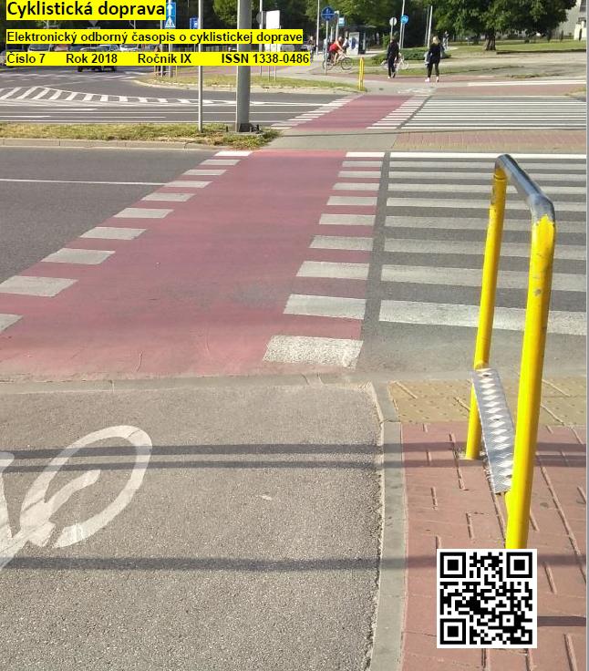 Júlové číslo Cyklistickej dopravy 2018 je na svete