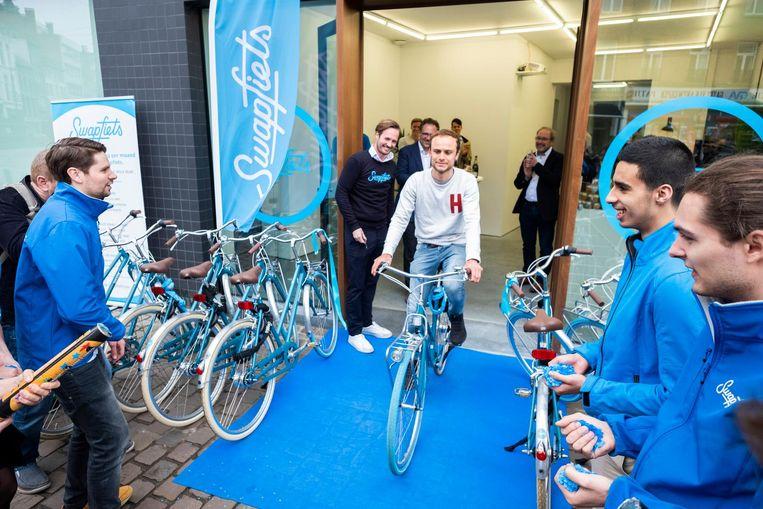 Swapfiets – holandský koncept na nevlastnenie bicykla