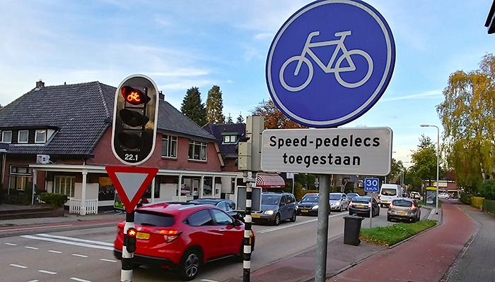 Nové pravidlá pre rýchle elektrobicykle v Holandsku