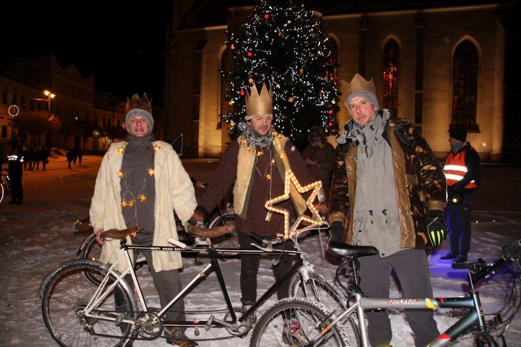 Prešovskí cyklisti si užili Trojkráľovú Cyklométu v hojnom počte