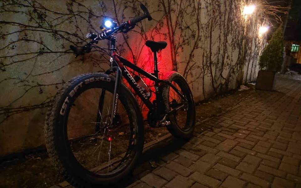 Svetový deň zimného bicyklovania v Prešove